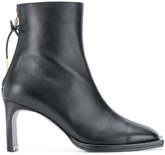 Reike Nen Ribbon Thin 80mm ankle boots