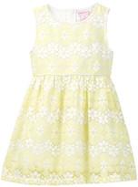 Design History Lace Sleeveless Dress (Toddler & Little Girls)