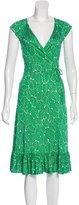 Diane von Furstenberg Silk Montana Dress