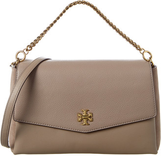 Tory Burch Kira Leather & Suede Shoulder Bag