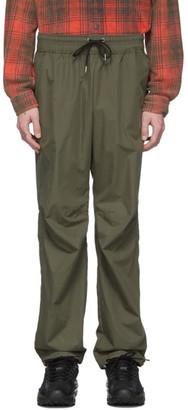 John Elliott Green Himalayan Trousers