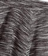 H&M Circular Skirt - Black/Patterned - Ladies