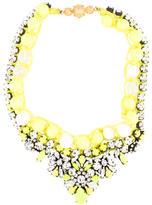 Shourouk Theresa Yellow Necklace