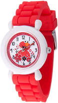 Sesame Street Boys Red Strap Watch-Wss000039