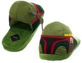 Star Wars Boba Fett 3D Slippers, Medium