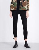 Frame Le Skinny skinny mid-rise jeans