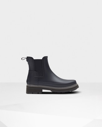 Hunter Women's Refined Stitch Detail Chelsea Boots