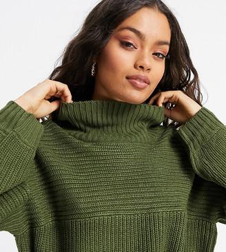 Threadbare Petite veronica high neck jumper