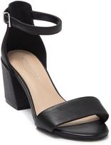 Kenneth Cole New York Hannon Block Heel Sandal