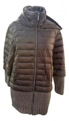 Stefanel Beige Wool Coats