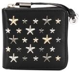 Jimmy Choo Tessa star-studded wallet