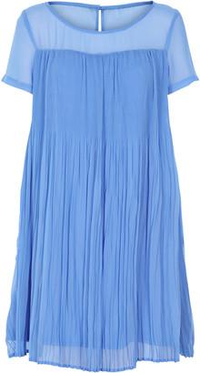 Nümph Marine Blue Audrianna Dress - 36 (10) - Blue