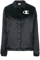 Champion logo shirt jacket