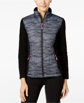 Ideology Space-Dyed Fleece Jacket, Created for Macy's