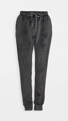 Z Supply Evalyn Velour Pants