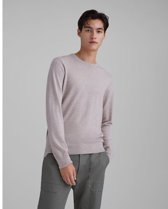 Club Monaco Merino Wool Crewneck Sweater