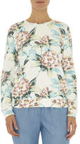 Gant O2. Spring Flower C-Neck Sweat