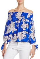 Yumi Kim Cabana Off-the-Shoulder Top
