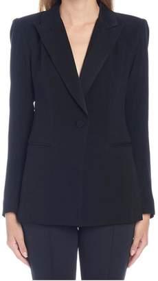 Diane von Furstenberg Cut Out Blazer
