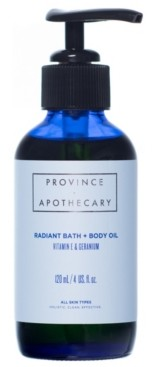 Province Apothecary Radiant Body Oil, 120 ml
