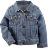 Carter's Denim Jacket, Little Girls (4-6X)