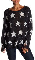 Wildfox Couture Seeing Stars Knit Sweater