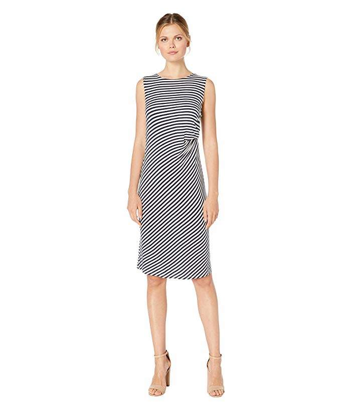 ae6ba81c81 B Collection by Estelle Side Draped Dress
