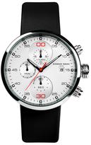 Giorgio Fedon Speed Timer II Quartz White Dial Watch, 44mm