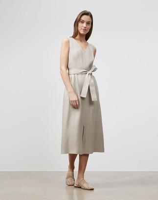 Lafayette 148 New York Lily Dress In Lavish Linen