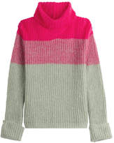 Lala Berlin Turtleneck Pullover with Wool and mohair