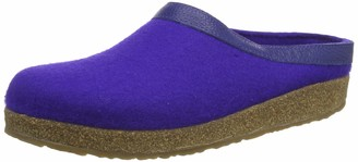 Haflinger Open Back Slippers Grizzly Torben Unisex