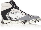 Balenciaga Women's Terrazzo-Marble-Print Sneakers