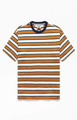 Tommy Jeans Retro Striped T-Shirt