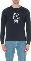 A.P.C. Portrait jersey sweatshirt