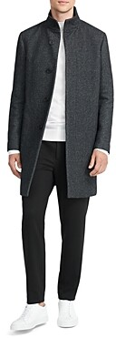 Theory Belvin Kensington Topcoat