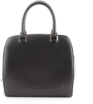 Louis Vuitton Pont Neuf Handbag Epi Leather PM