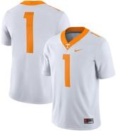 Nike Men's White Tennessee Volunteers Team Game Football Jersey
