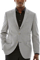 JCPenney THE SAVILE ROW CO Saville Row Check Sport Coat-Classic Fit