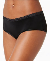 Natori Bliss Pure Girl Lace-Trim Panties 756102