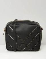 Asos Stud Cross Body Bag