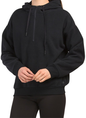 Chill Out Quarter Zip Hoodie