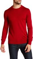 Scotch & Soda Classic Merino Wool Crew Neck Sweater