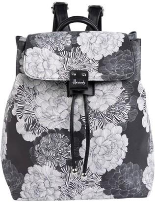 Harrods Floral Backpack