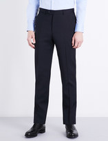 Armani Collezioni Regular-fit wool trousers