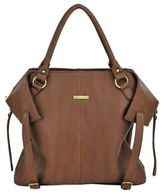 Timi & Leslie Charlie 7-Piece Diaper Bag Set in Cinnamon