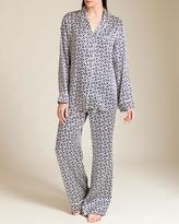 Lila Silk Pajama