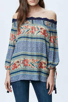 Daniel Rainn Off The Shoulder Blouse
