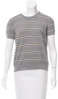 Rachel Comey Striped Silk Top