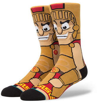 Stance Usc Trojans Mascot Sock