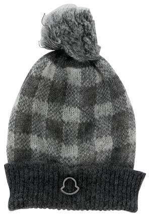 52e60dad37081 Moncler Knit Hat - ShopStyle